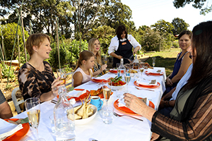 jacican harvest lunch